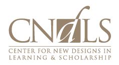 CNDLS: Center for New Designs in Learning and Scholarship